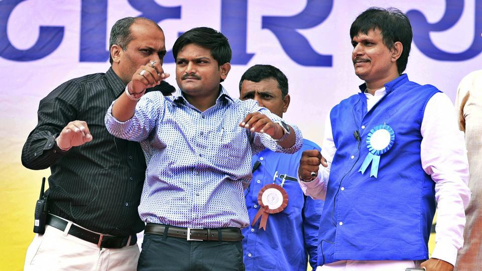 Gujarat election,Hardik Patel,Hardik Patel rally