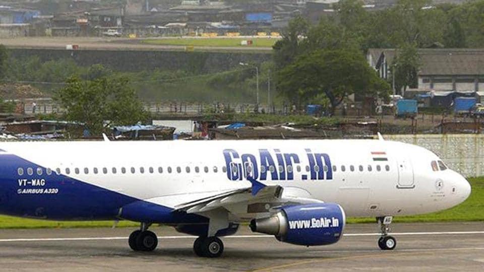 GoAir,Delhi,IGI airport