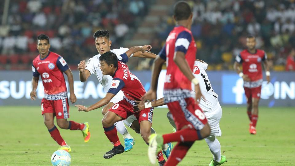However, neither side broke the deadlock so both shared a point each.  (ISL / SPORTZPICS)