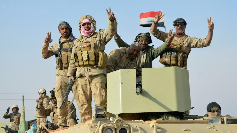 Iraq officials say last IS-held town liberated