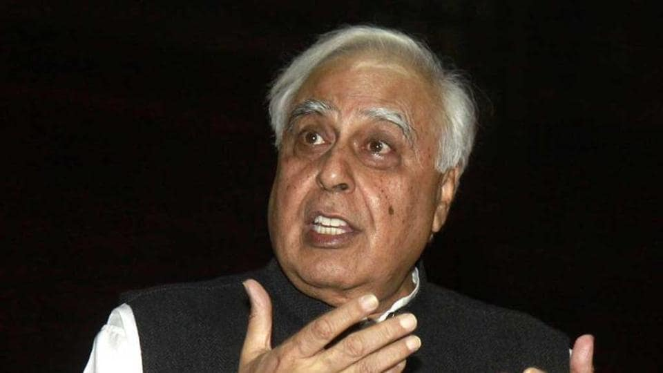 Congress leader Kapil Sibal  said Moody's upgrade of India's ranking is in sharp contrast with the mood of the people.