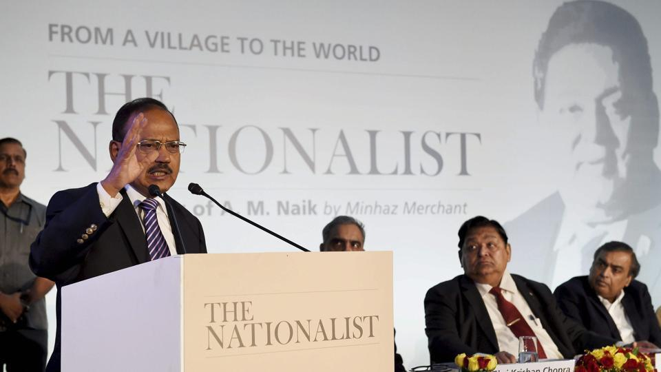National Security Advisor,Ajit Doval,India