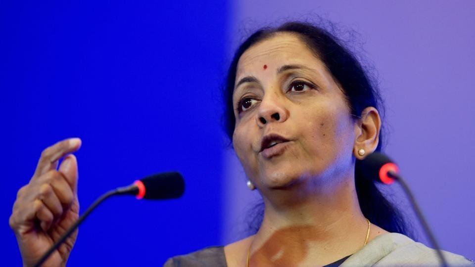 PM Modi,Nirmala Sitharaman,Narendra Modi