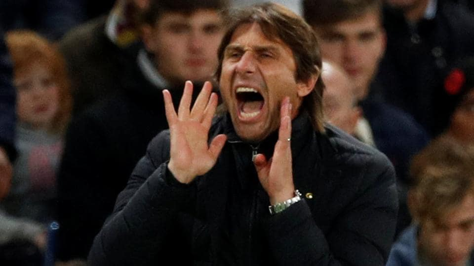 Antonio Conte was quite disappointed with Italy's performance in the FIFA World Cup 2018 play-offs