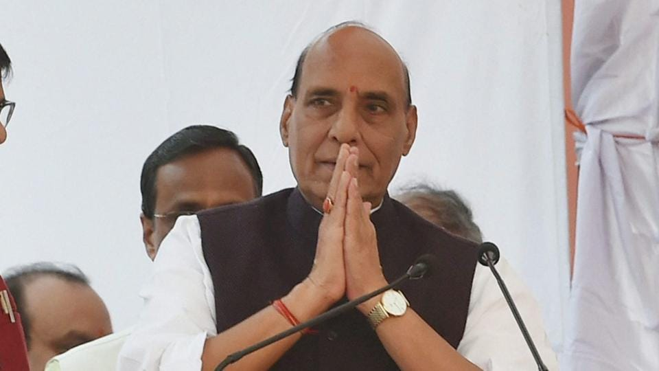 Uttar Pradesh elections,Civic polls,Rajnath Singh