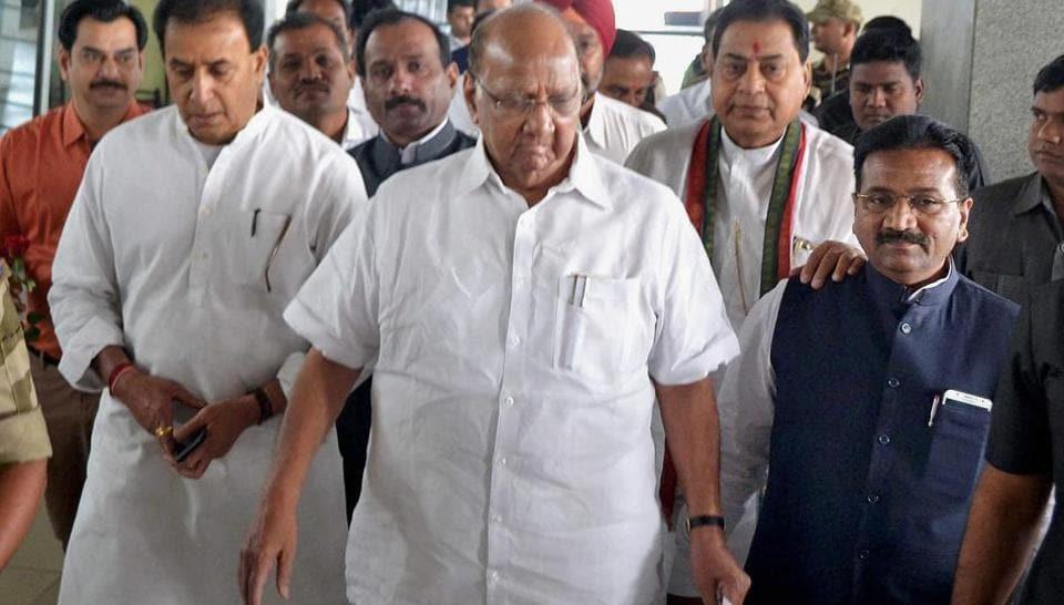 NCP,Sharad Pawar,Rahul Gandhi