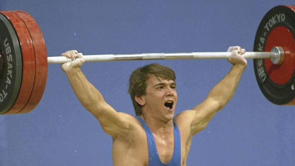 Naim Suleymanoglu,Pocket Hercules,Weightlifting