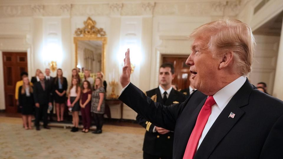 Donald Trump,Elephant Trophy ban,Washington