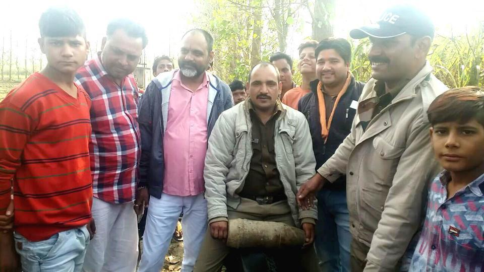 Uttarakhand News,Rusted bomb,panic