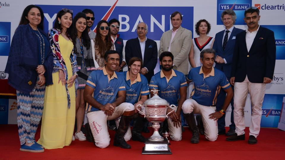 Indian Masters Polo,Achievers,Delhiites Polo