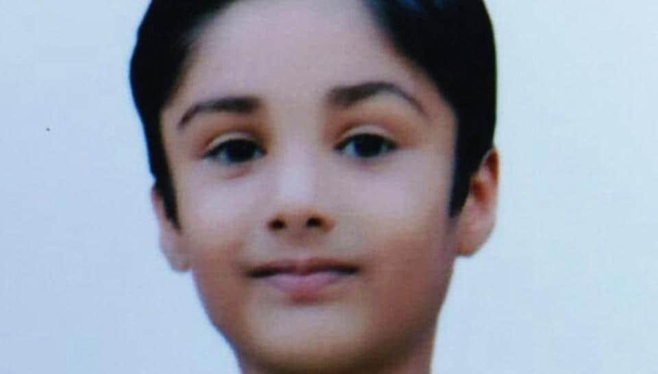 Punjab news,child killed in punjab,celebratory firing
