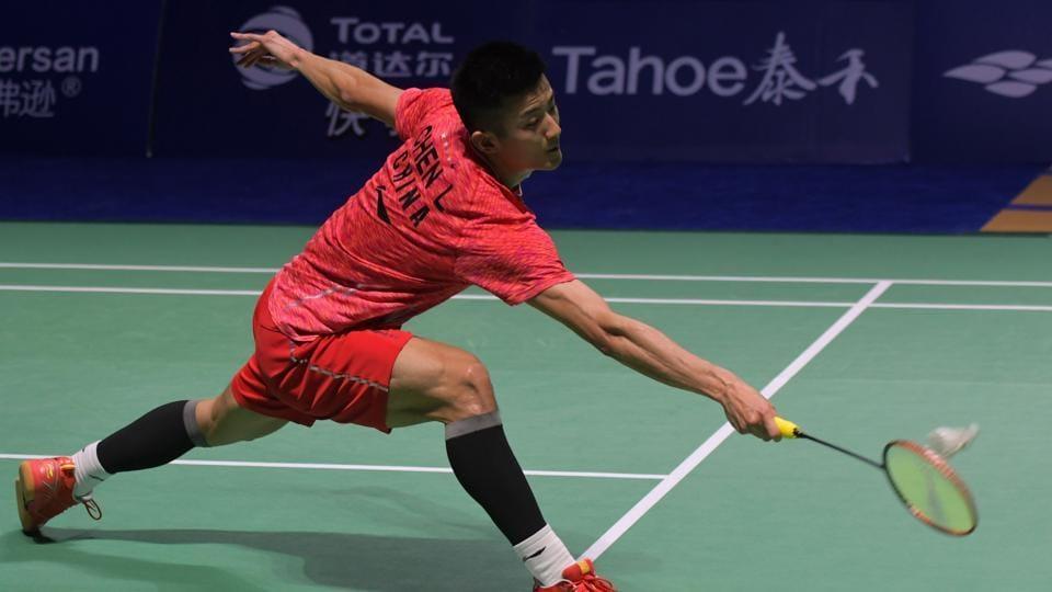 Chen Long,Viktor Axelsen,China Open