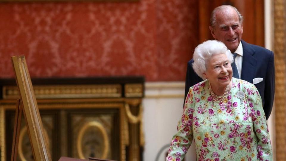 Queen Elizabrth,Prince Philip,Queen Elizabeth wedding anniversary