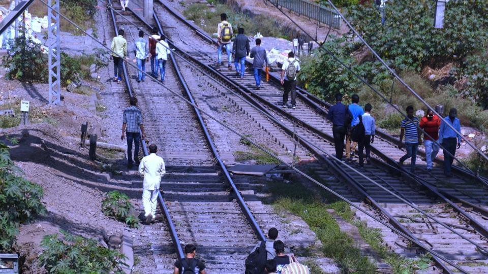 Mumbai,Western Railways,Malad station