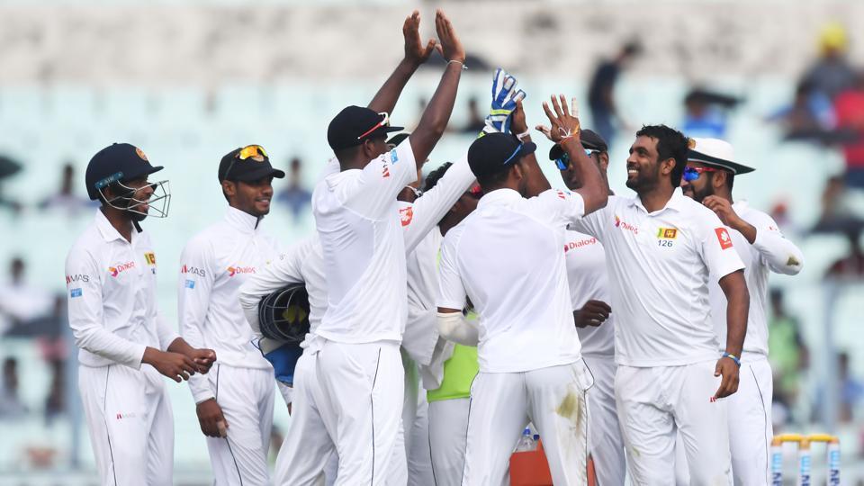 Sri Lanka's Herath denies Perera DRS controversy