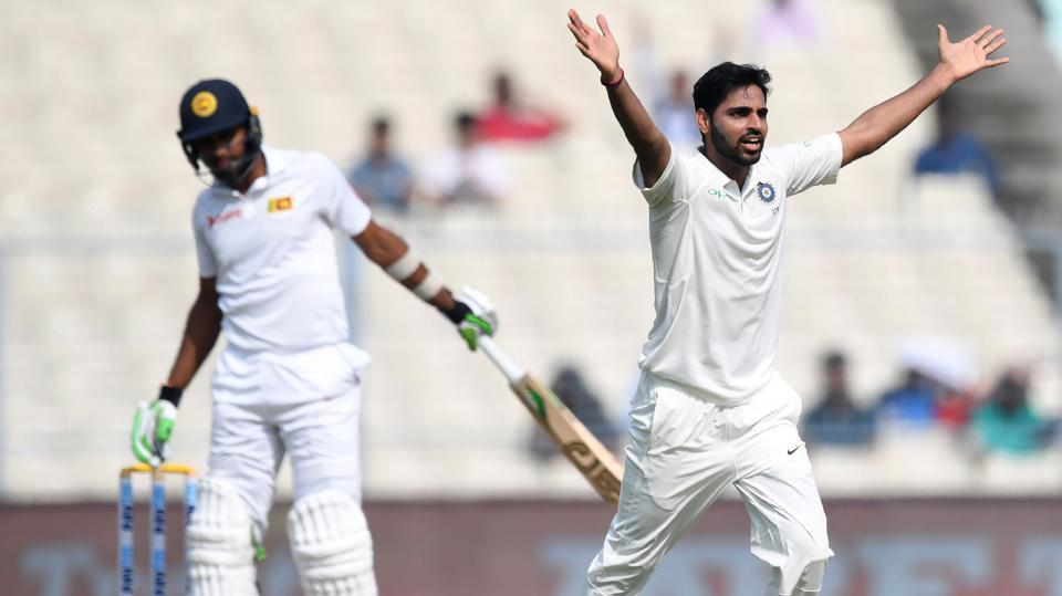 India vs Sri Lanka,IND vs SL,Bhuvneshwar Kumar