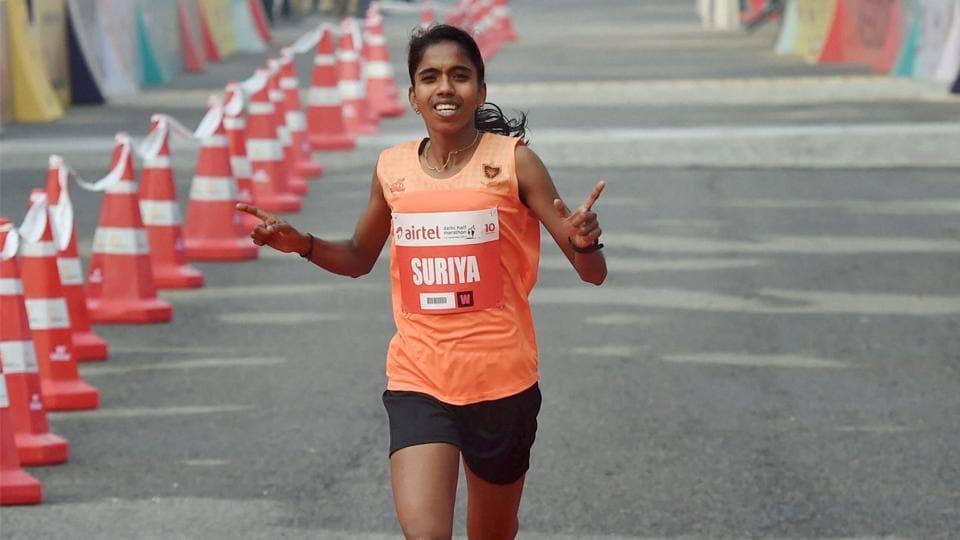 Indian athletes,Delhi Half Marathon,Running