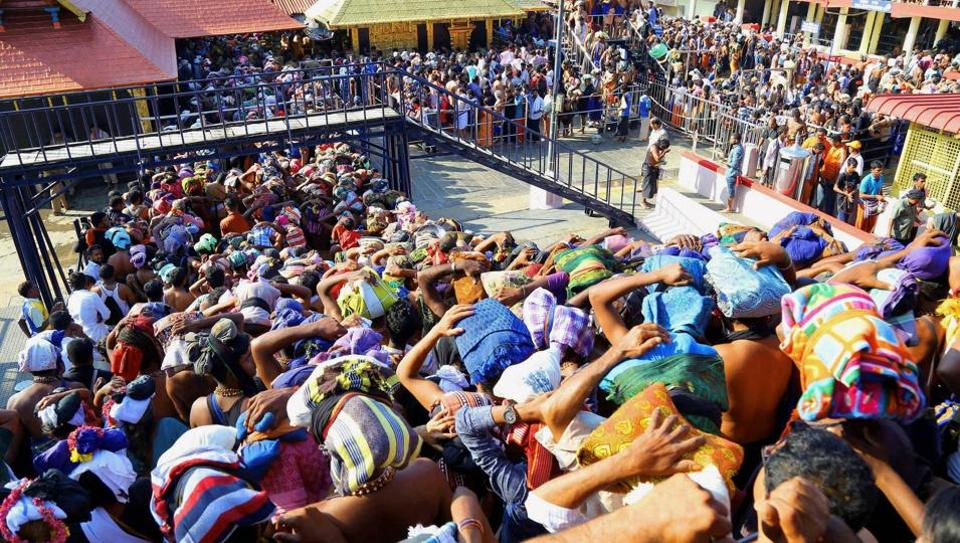 Sabarimala temple,Ayappa temple,Woman restricted from temple