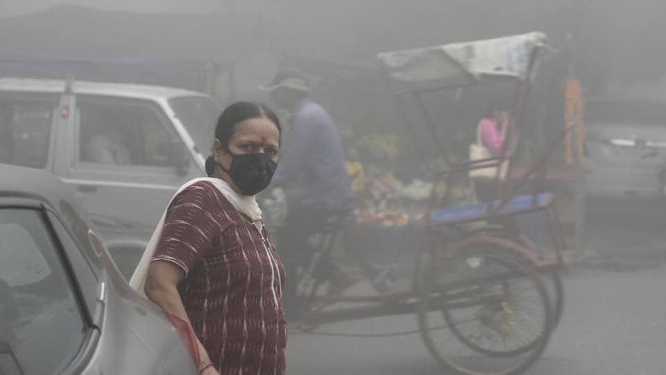 Delhi air pollution,Delhi air quality,Smog alert system