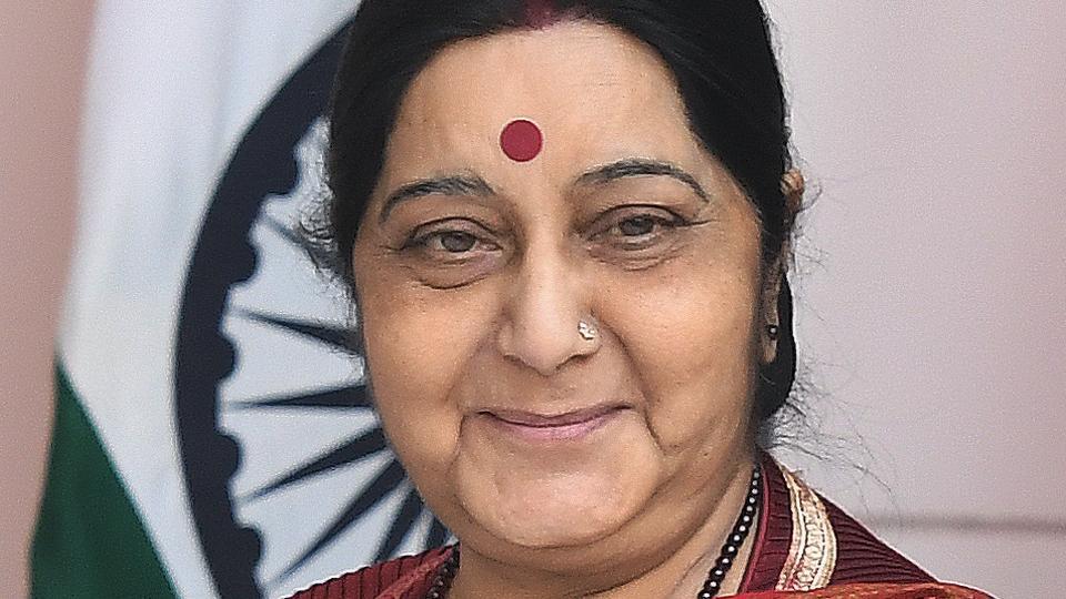 Sushma Swaraj,DNA test,Indian sailor