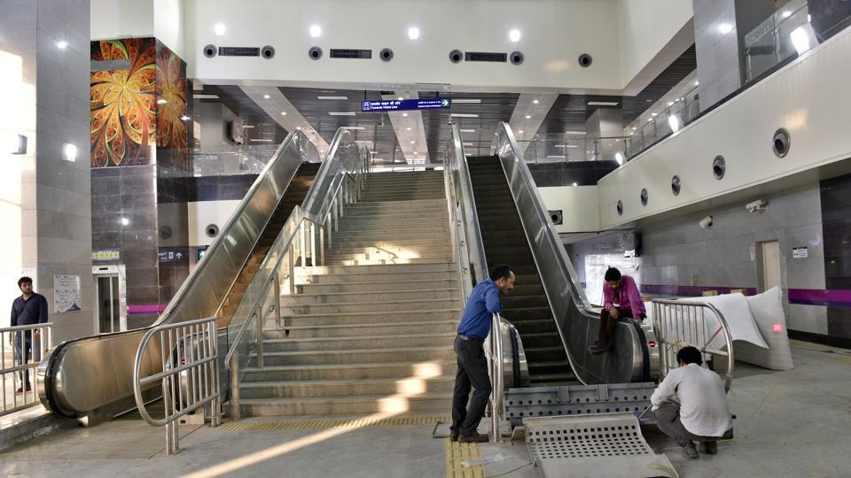 dehi metro,DMRC,metro