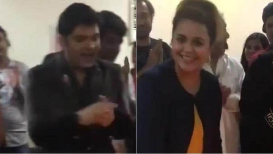 Kapil Sharma,Ginni Chatrarth,Ginni Chatrarth birthday