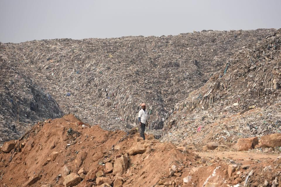 Gurgaon,Gurugram news,Bandhwari waste treatment plant
