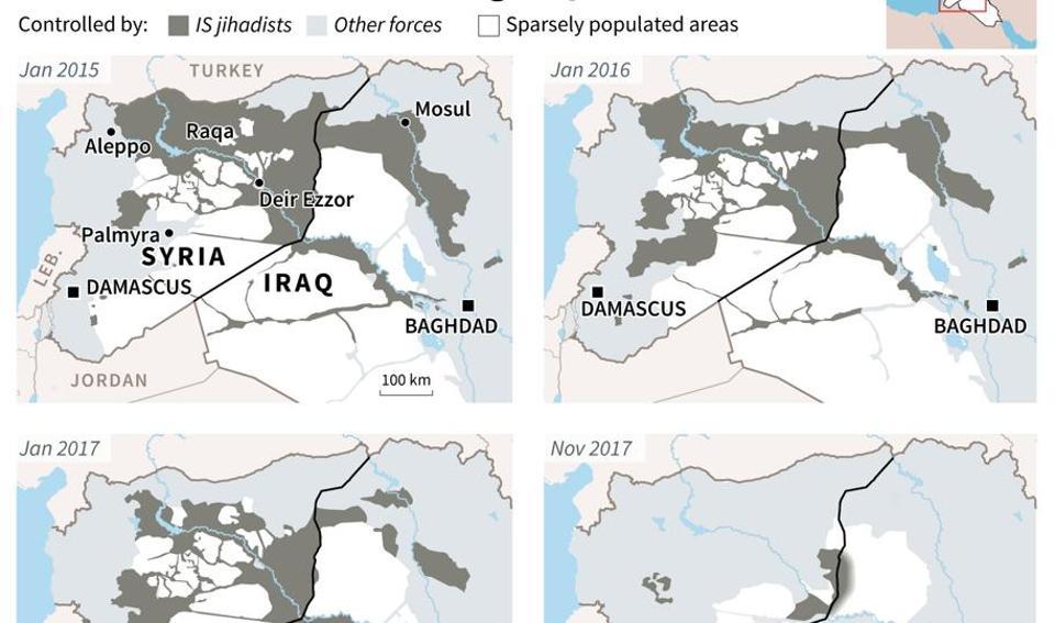 Albu Kamal,Islamic State,Syria