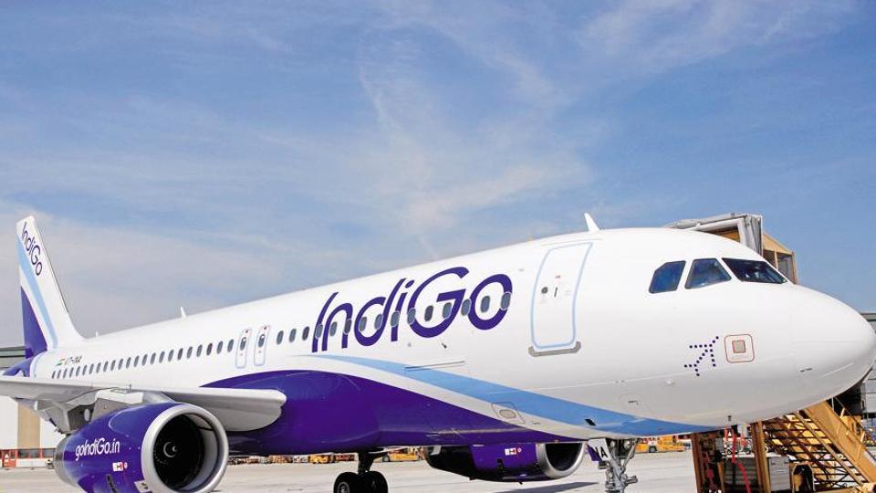 Flight cancellation,IndiGo,Pinjore man