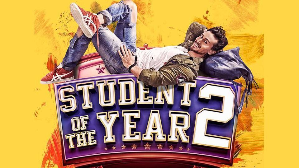 Student of the Year 2,Karan Johar,Tiger Shroff