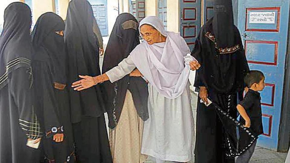 Gujarat elections,Gujarat polls,Gujarati Muslims