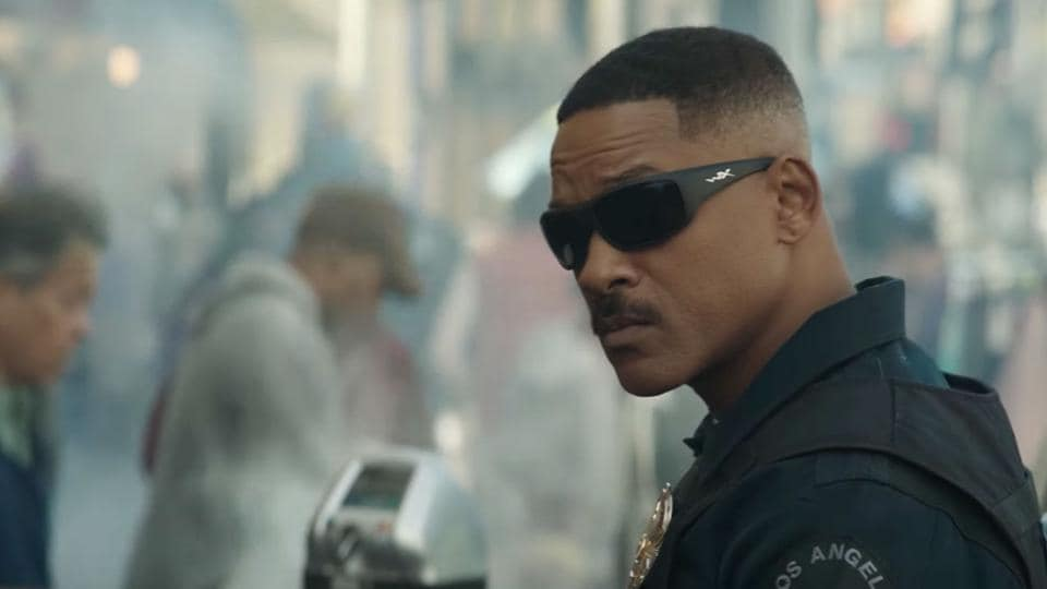 Bright will begin streaming on Netflix on December 22.