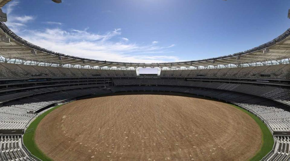 New Perth Stadium,Burswood Stadium,Australia vs England