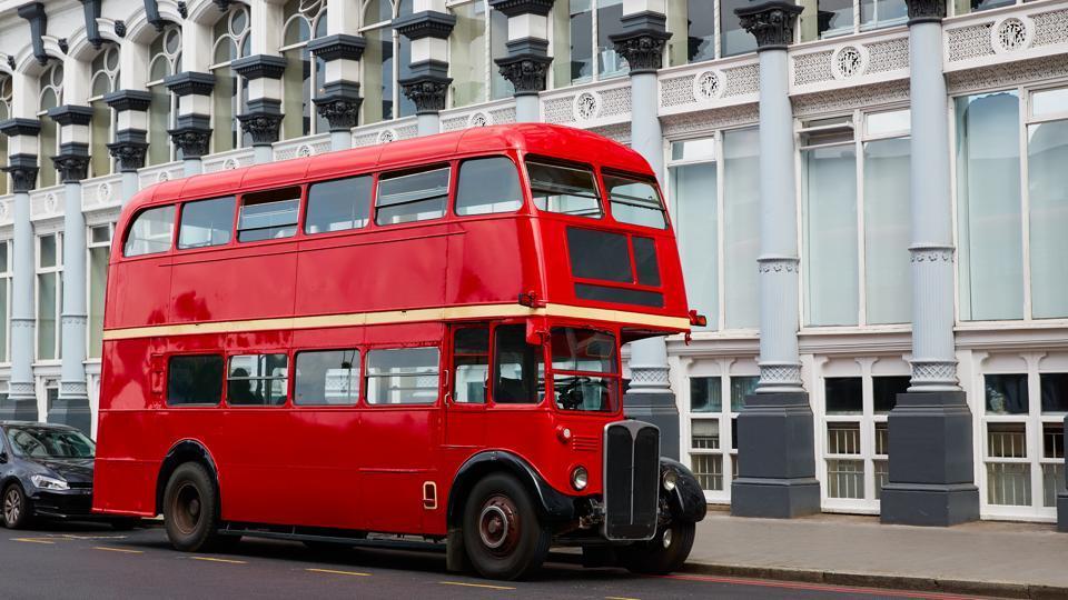 London bus,Coffee grounds,Biofuel