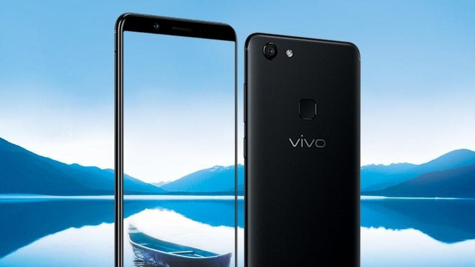 Vivo V7 with 5 7-inch FullView Display, 24-megapixel selfie camera