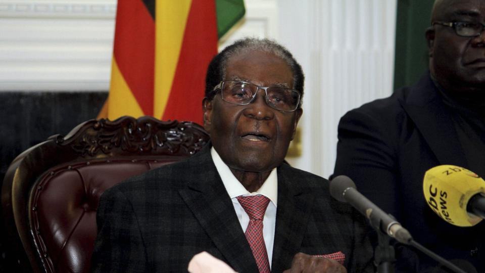 Robert Mugabe,Zimbabwe,Zimbabwe President