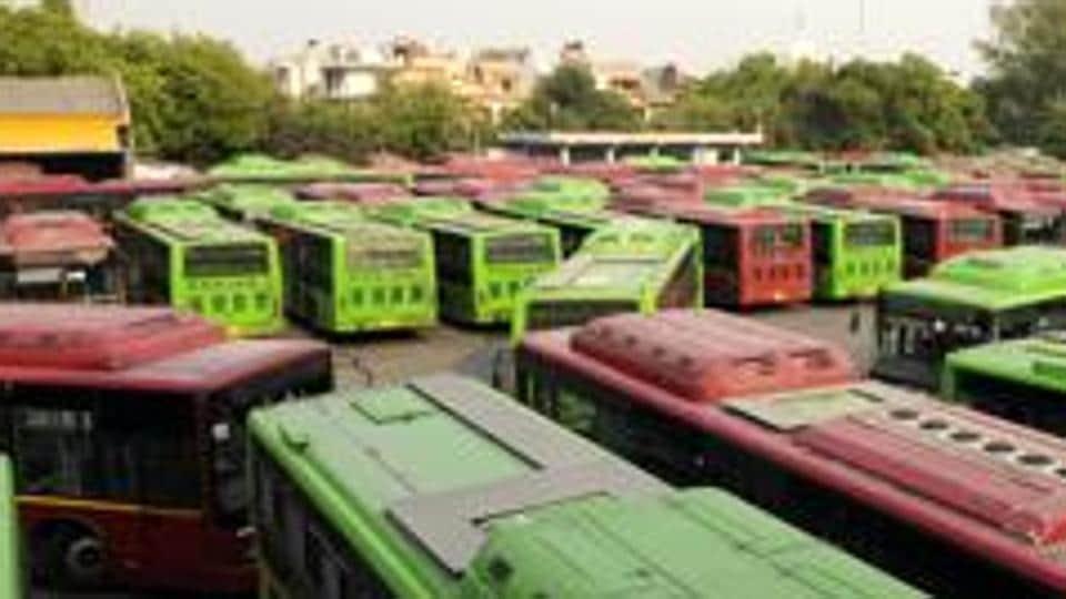 Delhi news,DDA allots plot,Rohini bus depot