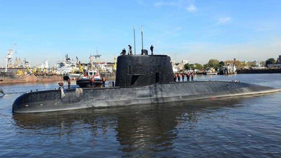 Argentina submarine,Missing submarine,Armada Argentina