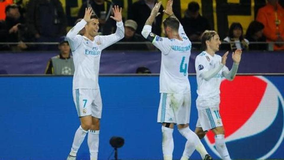 UEFA Champions League,Real Madrid C.F.,FC Barcelona
