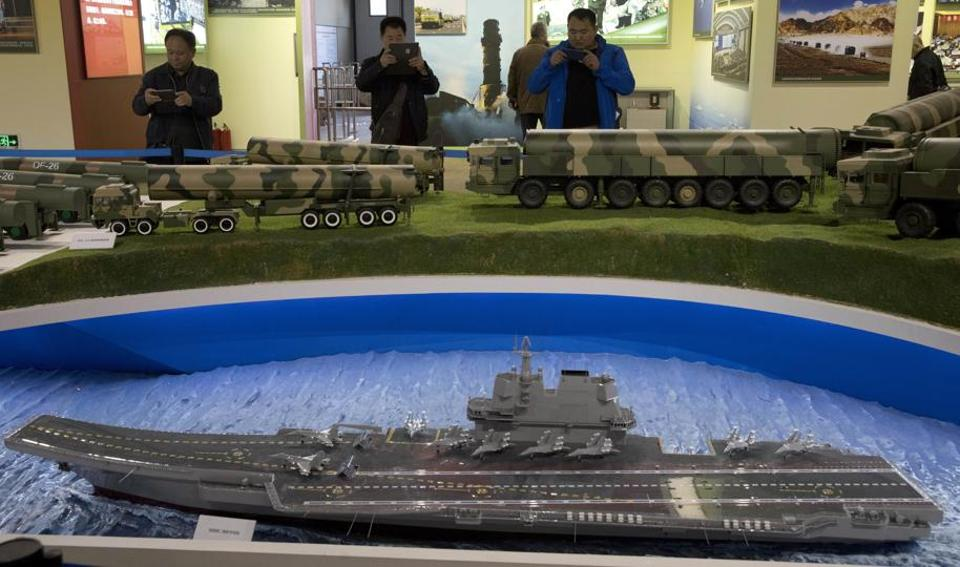 Long-range missile,intercontinental ballistic missile,People's Liberation Army