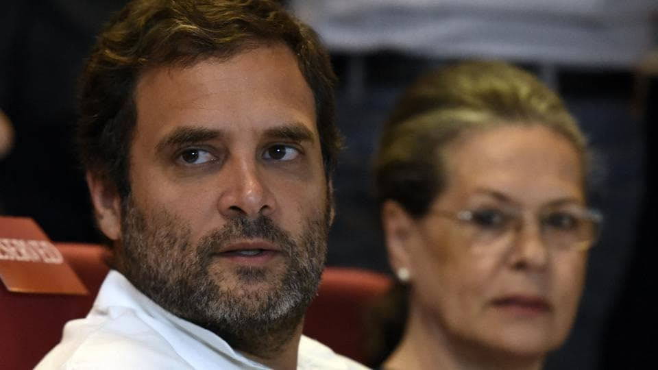 CWC meet today: Rahul likely to become Cong prez before Guj polls