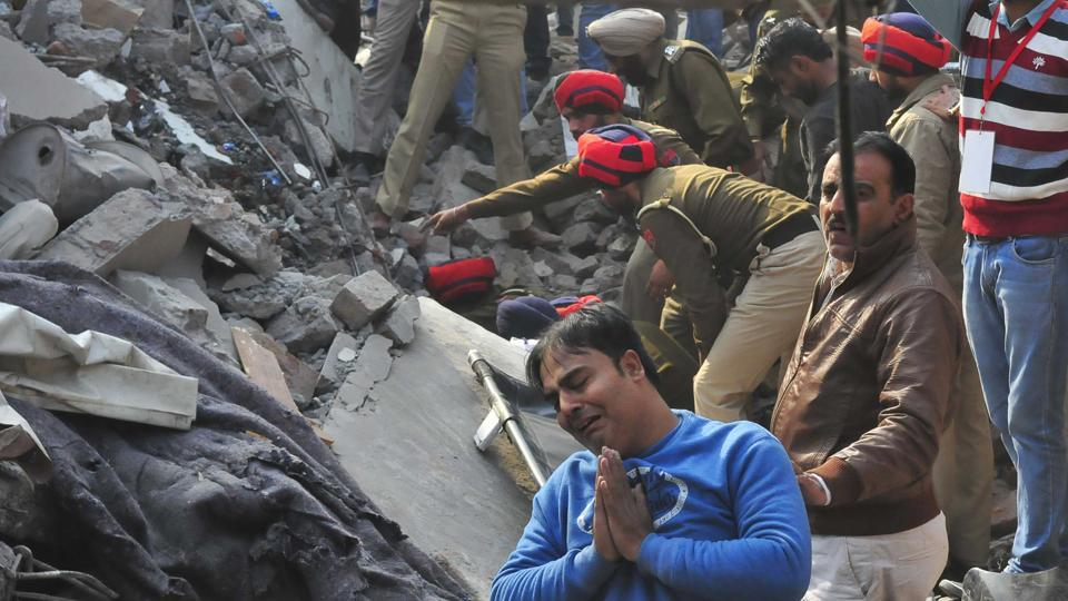Ludhiana,Ludhiana factory collapse,safety standards