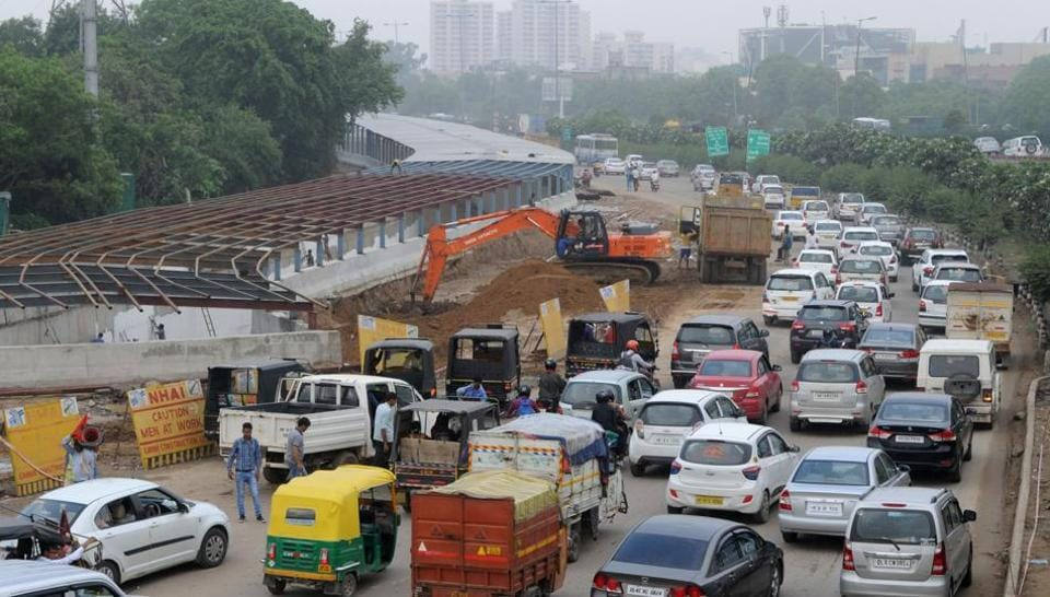 Rajiv Chowk,Sector 15,Gurgaon