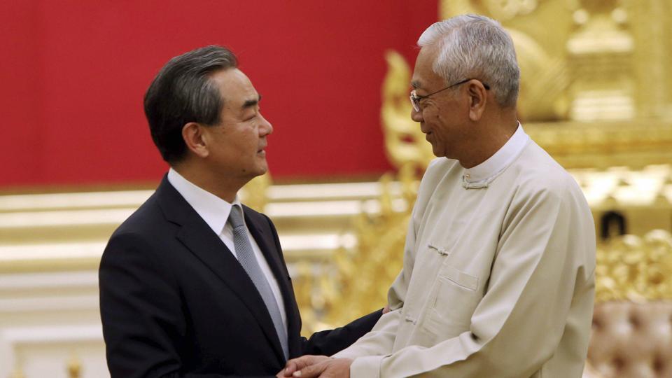 Rohingya crisis,China's three-step proposal,Rohingya ceasefire
