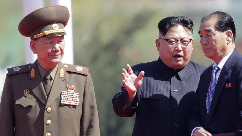 North Korea,South Korea,Kim Jong Un