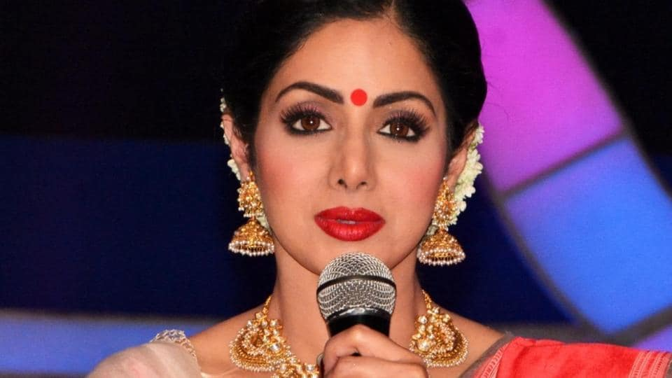 Sridevi will introduce the audiences to a special AV presentation that pays homage to the legends of Indian cinema.