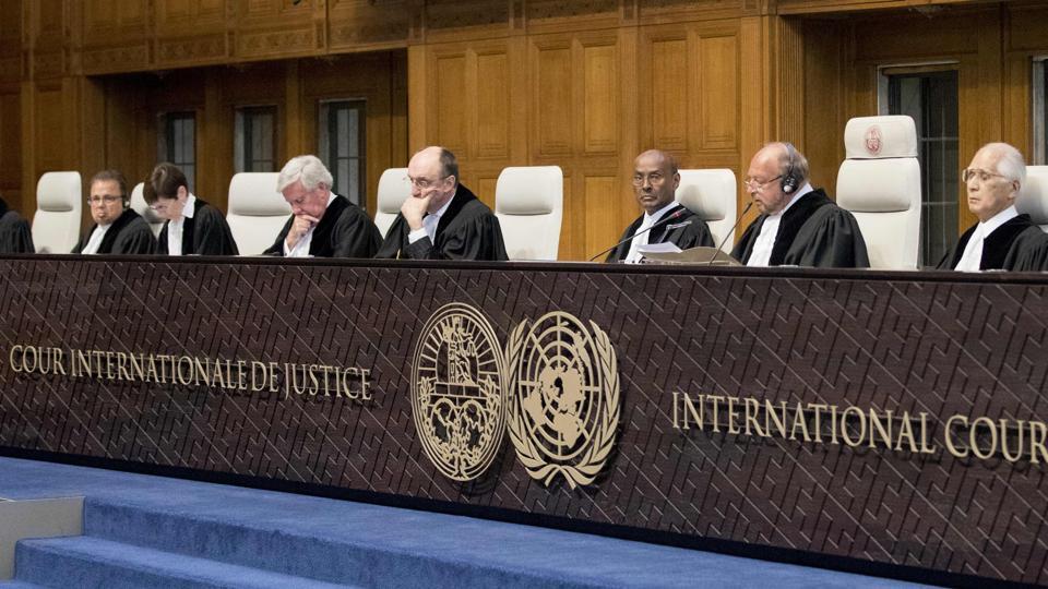 ICJ election,Britian,India