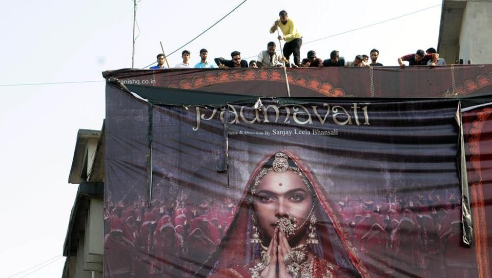 Padmavati movie,Padmavati row,Deepika Padukone