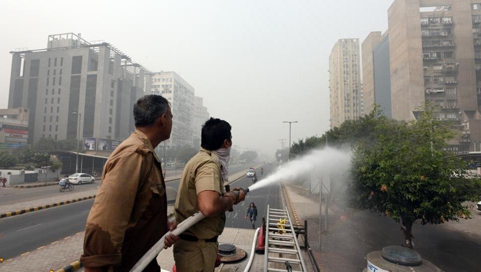Delhi,Pollution,AQI