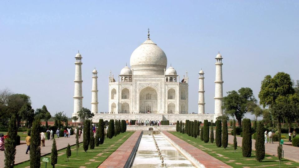 Supreme Court,Taj Mahal,Multi-level parking